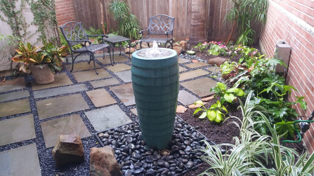 landscaping services houston katy