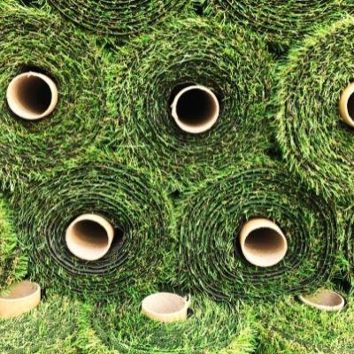 Artificial turf rolls